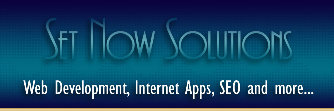 Web Development, Internet Aps and more...