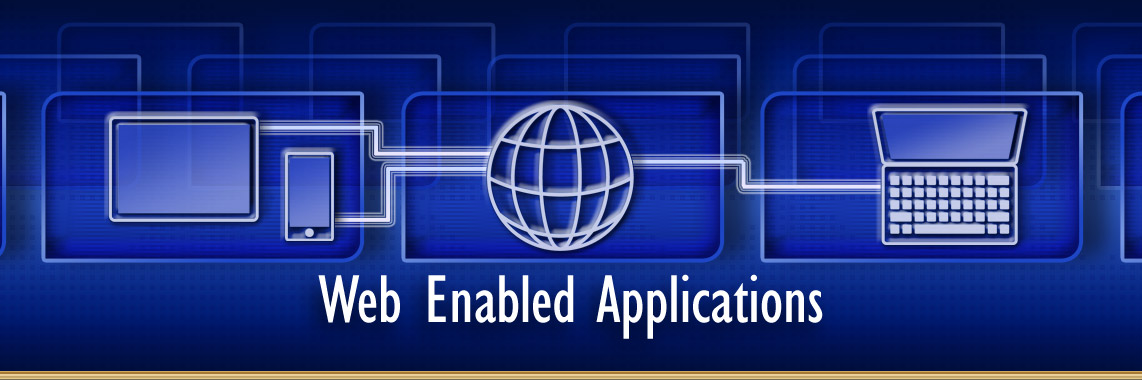 Web Enabled Applications